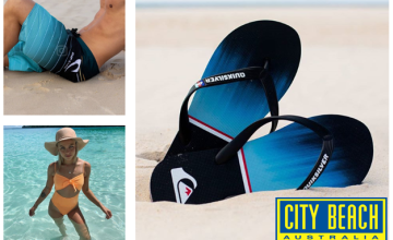 A City Beach Newsletter Subscription Gets You 20% Off Your 1st Order!