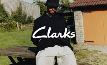 Back to School Styles from £40 with Free Delivery on Orders Over £50 at Clarks