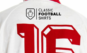 Save 10% on Your Shop at Classic Football Shirts