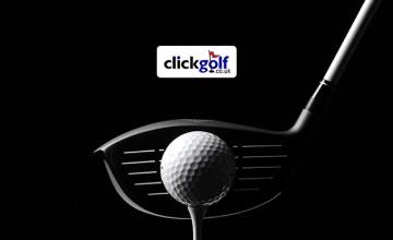5% Off Orders at Clickgolf