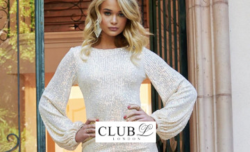 Up to 50% Off Orders in the Sale at Club L London