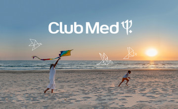Free £100 Voucher with Upfront Bookings Over £1000 at Club Med