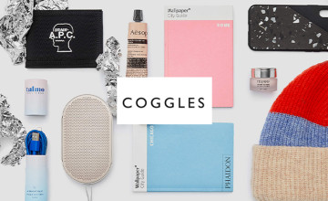 £10 Gift Card with Orders Over £100 at Coggles