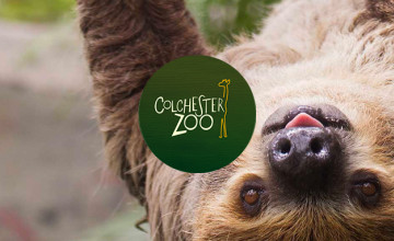 Up to 25% Off Bookings with a £1 Kids Pass Trial at Colchester Zoo