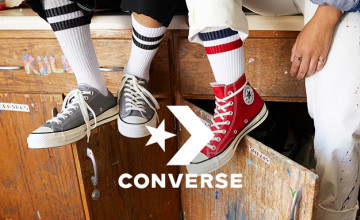 33% Off Selected Converse Sneakers in the Sale at Converse