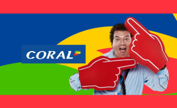 Bet £10 & Get a £50 Welcome Bonus at Coral