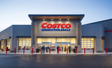 Annual Subscription for £15 at Costco