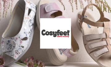 £10 Gift Card with Orders Over £100 at Cosyfeet