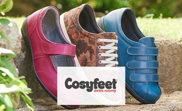 Free £10 Voucher with Orders Over £100 at Cosyfeet
