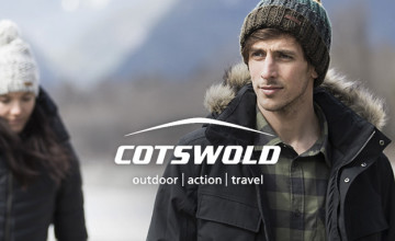 Up to 50% Off Camping Products in the Sale at Cotsowld Outdoor