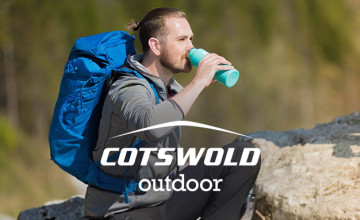 Free £5 Voucher with Orders Over £80 at Cotswold Outdoor