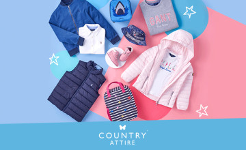60% Off Selected Sale Orders at Country Attire