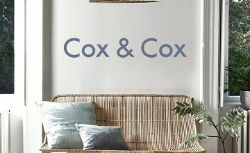 Save 20% on Your Shop at Cox & Cox
