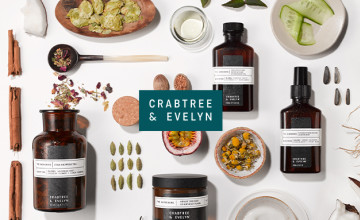 Up to 10% Off in the Sale at Crabtree & Evelyn