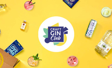 50% Off Your First Box at Craft Gin Club