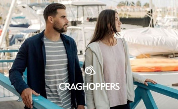 Up to 70% Off in the Outlet at Craghoppers