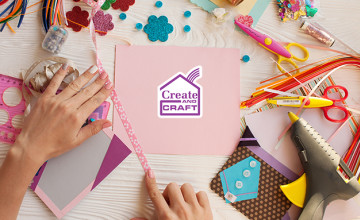 ❤ Up to 50% Off Craft Supplies in the Clearance - Create and Craft Offer