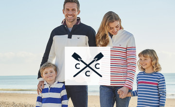20% Off Orders at Crew Clothing