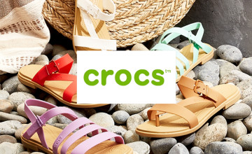 Exklusiver Gutschein - 22% Rabatt auf ALLES bei Crocs