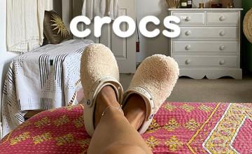 15% Off All Orders at Crocs