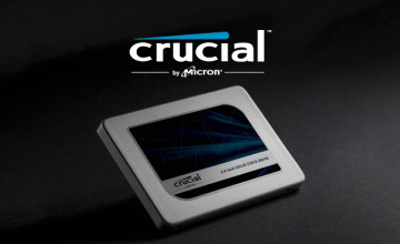 5% Off Orders with Newsletter Sign-ups at Crucial