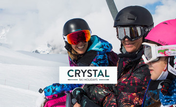 Up to £250 Off Winter 21/22 Ski Trip Bookings   Crystal Ski Holidays Discount Offer