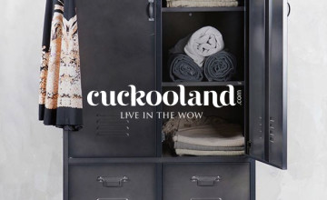 Save up to 60% on Clearance Orders at Cuckooland - Includes Toys, Gifts, and Home Accessories