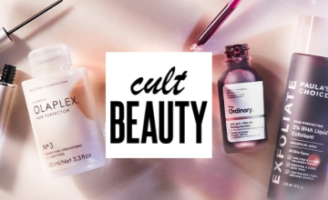 Discover Spectacular Beauty Gifts in Cult Beauty's Christmas Shop +  15% Off Your First Order