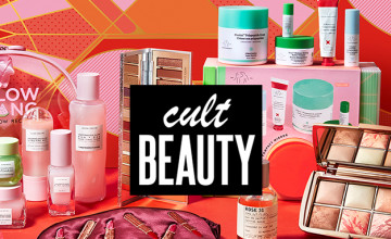 Up to 30% Off Orders in the Sale at Cult Beauty