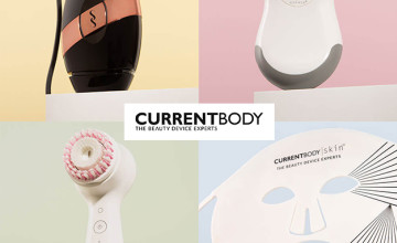 £20 Off Orders Over £290 at CurrentBody