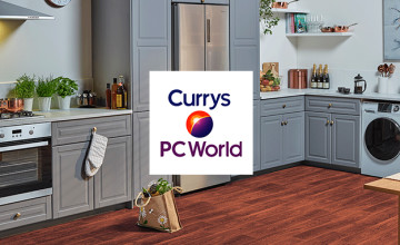Epic Deals! Get up to €400 Off Ireland's Largest Range of Electricals at Currys PC World
