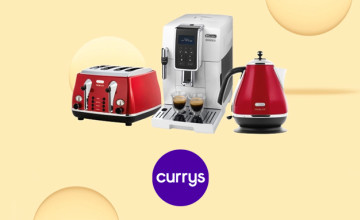 Mega Sale! Get up to €200 Discount on TV's, Appliances, Laptop & More at Currys