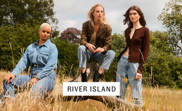 15% Off First Orders Over £65 + Free Delivery| River Island Discount Code