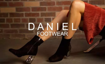 £5 Gift Card with Orders Over £65 at Daniel Footwear