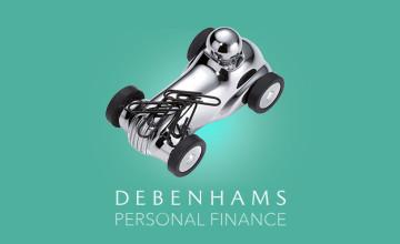 Up to 10% Off for Debenhams Cardholders at Debenhams Insurance
