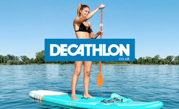 Up to 50% Off in the Sale at Decathlon