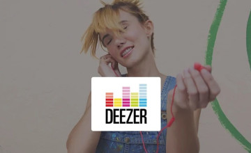 Try One-Month Premium Subscription for Free at Deezer