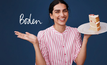 20% Off Plus Free Returns on Orders Over £30 at Boden