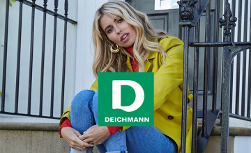 £5 Off Your First Order with Newsletter Sign-ups at Deichmann