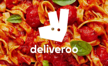 £10 Off Selected First Orders Over £15 | Deliveroo Promo Code 🥇