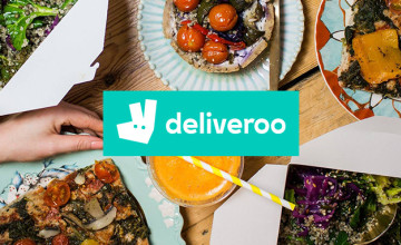 Find 20% Off your Local Favourite at Deliveroo