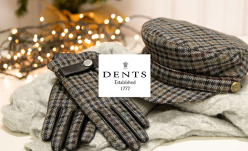 Free Delivery on Orders Over £35 at Dents