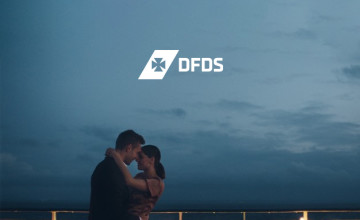 Ferry Crossings to France from £68 per Person at DFDS Seaways