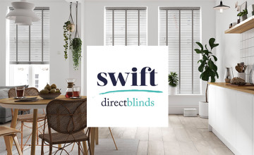 10% Off Orders Over £140 | Swift Direct Blinds Discount Code