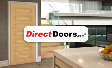 Purchase Internal Sliding Doors from £268 at Direct Doors