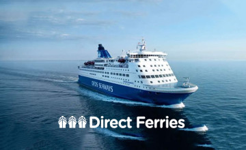 Discover up to 50% Off Bookings at Direct Ferries
