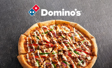 Nationwide: 35% Off Orders Over £40 at Domino's Pizza