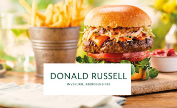 Up to 50% Off Selected Butcher's Special Food Items at Donald Russell