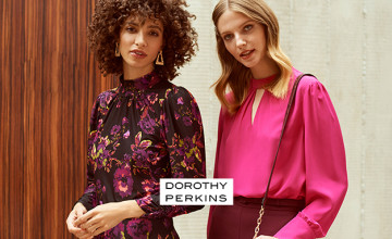 Up to 60% Off Women's Fashion in the Sale at Dorothy Perkins
