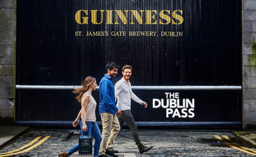 Save €6 on Roe and Co Distillery Tour Bookings at Dublin Pass